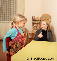 children in therapy Anxiety Disorders mft CEU