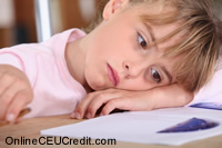 child anxiety Anxiety counselor CEU