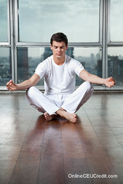 Meditation  Helping Clients Grow Beyond counselor CEU course