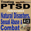 Treating PTSD: Natural Disasters, Sexual Abuse, and Combat-Abb 2