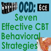 OCD: Seven Effective CBT Behavioral Strategies